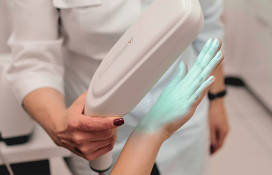 psoriasis-lichttherapie