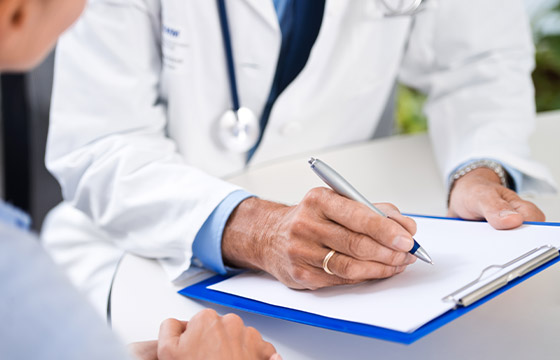 Arztgespräch